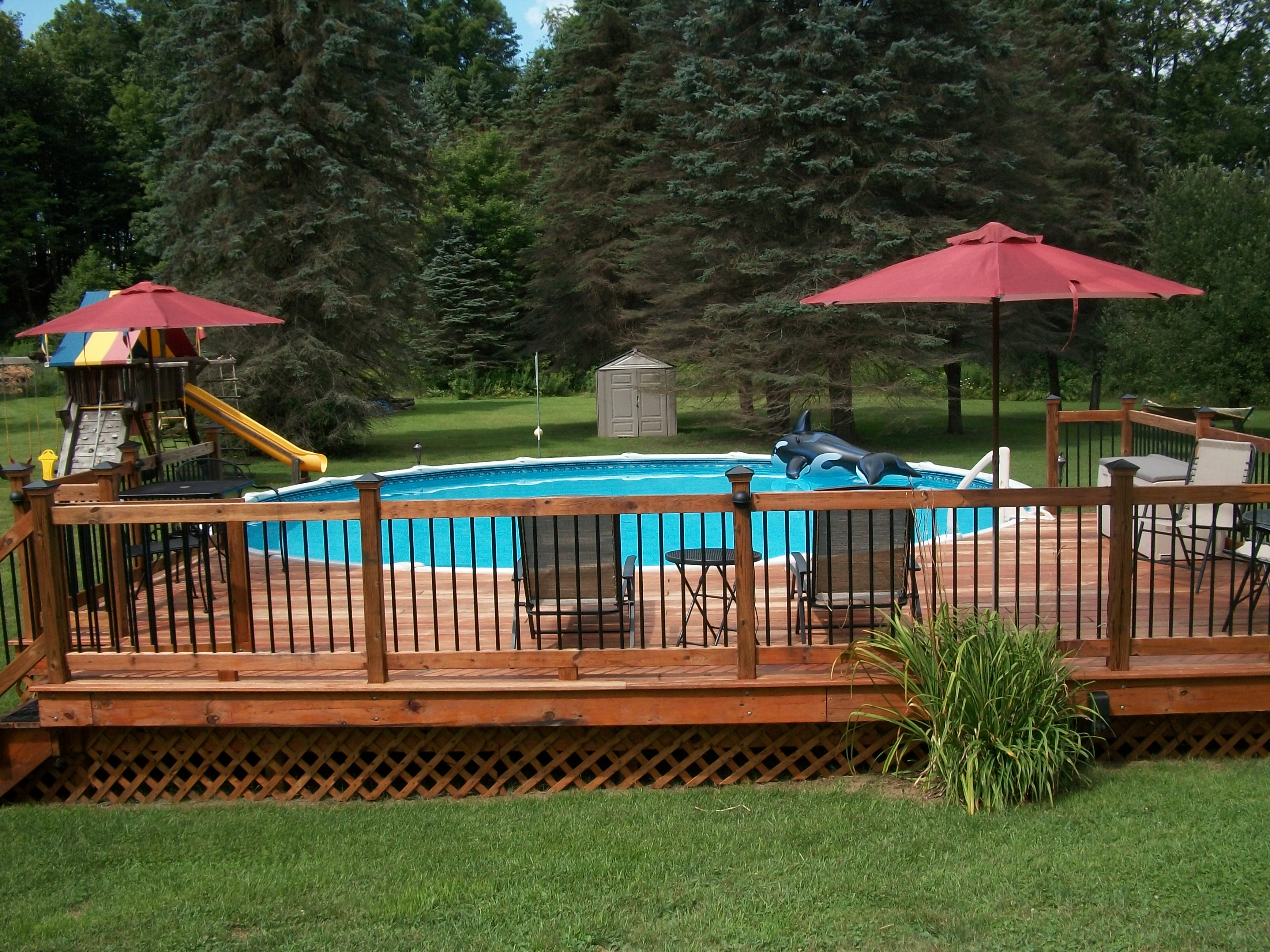 Outdoor Living | Patriot Construction of Upstate New York ... on Patriot Outdoor Living id=12327