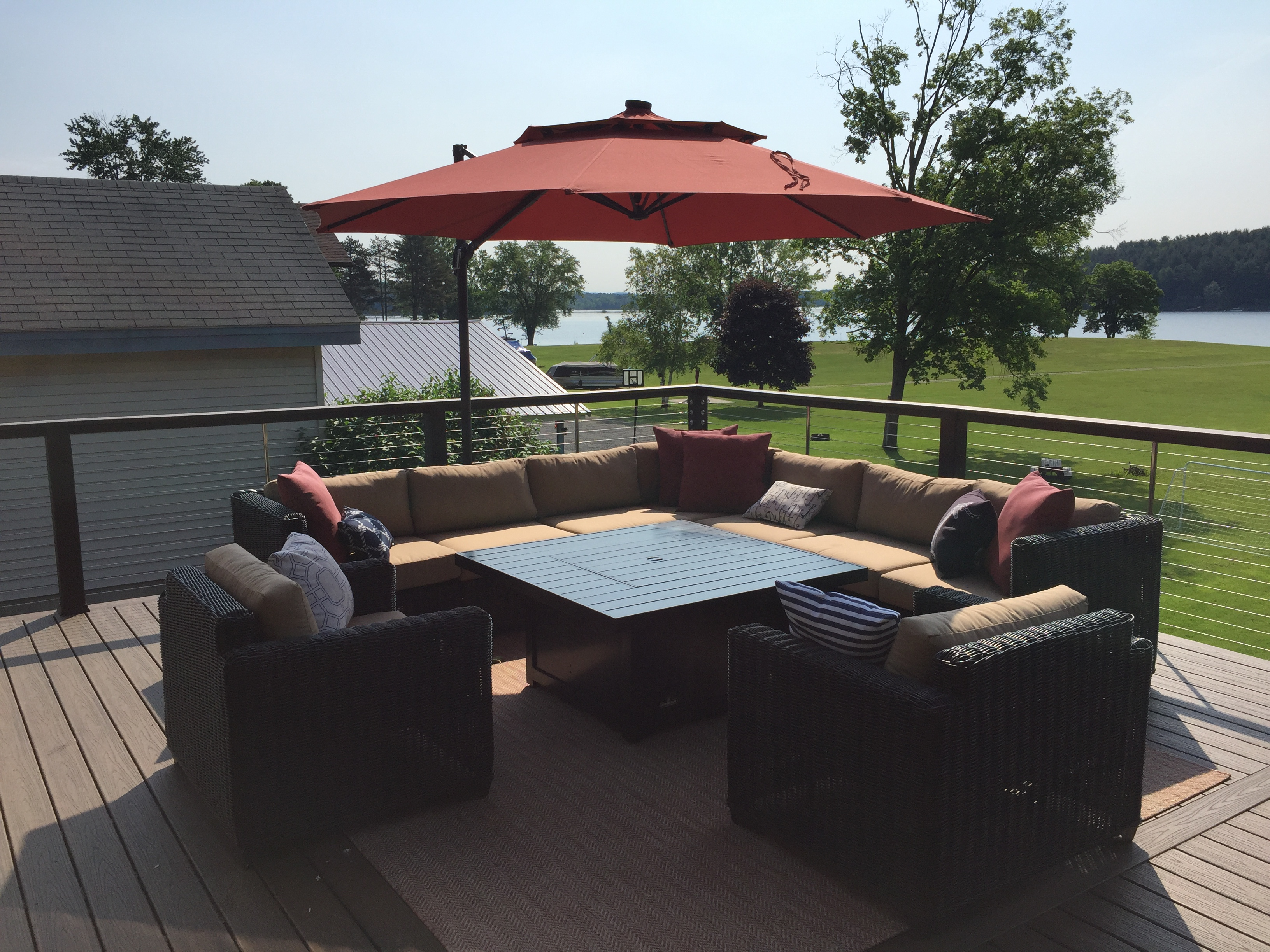 Outdoor Living | Patriot Construction of Upstate New York ... on Patriot Outdoor Living id=70972