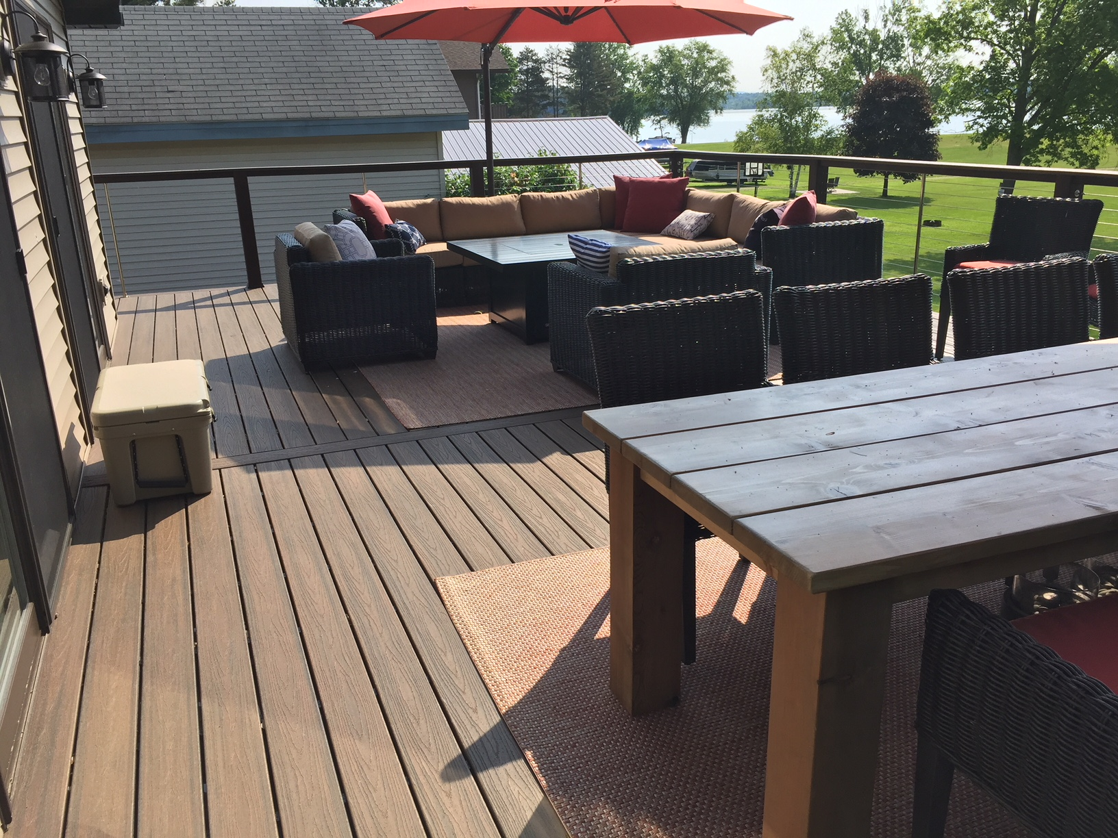 Outdoor Living | Patriot Construction of Upstate New York ... on Patriot Outdoor Living id=50069